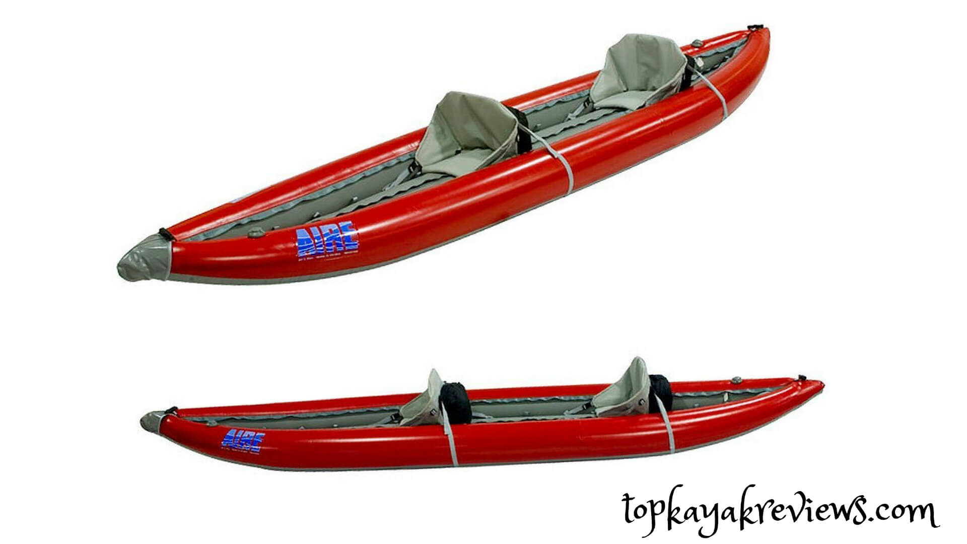 AIRE Super Lynx Inflatable Kayak
