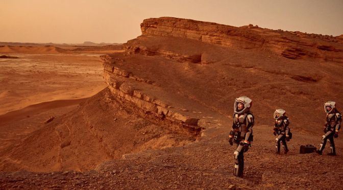 Is NASA Planning To Move On Mars? Engineers Have Discovered a Way to Make Bricks out of the Soil on Mars