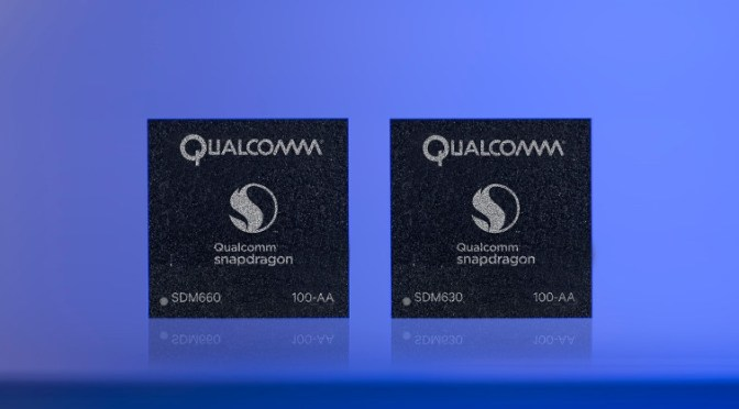 Qualcomm Snapdragon 630 And 660 Unveiled, Check Out Comparison Table