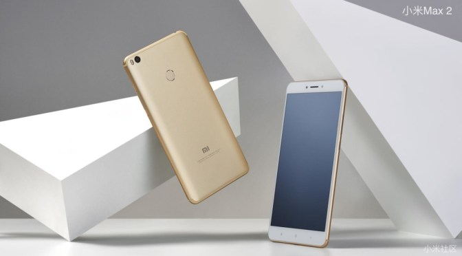 Xiaomi Mi Max 2 Launched, Benchmark Scores