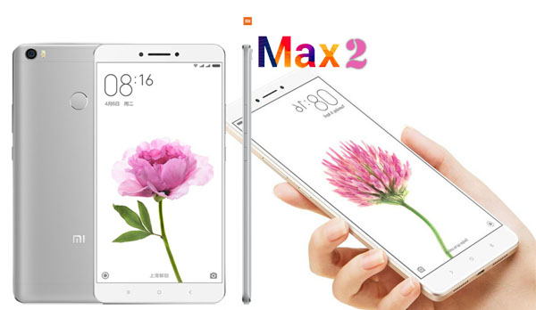 Xiaomi Mi Max 2 To Be Launch On May 25