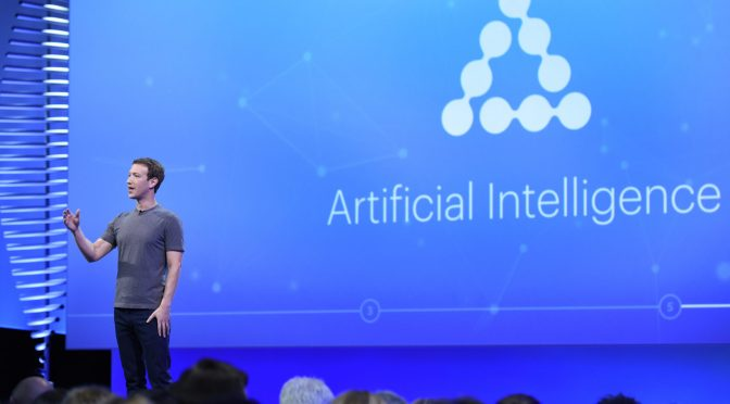 Facebook Uses Artificial Intelligence to Combat Terrorism