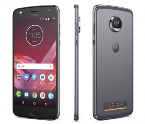 moto z2 play launched brings new moto mods