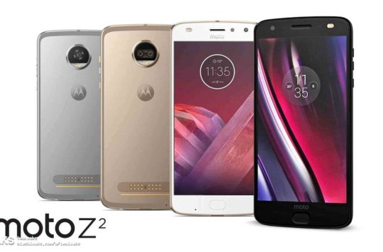 Motorola Moto Z2 Specifications Appeared on GFXBench Before Launch
