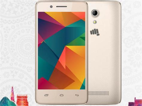micromax bharat 2 sold 4g volte smartphone india