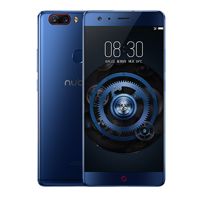 bezel less nubia z17 launched