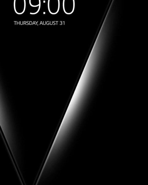 lg v30 launch invitation unveil set august 31