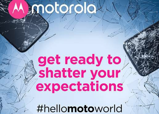 Motorola's New Invite The Moto Z2 Force Launching On July 25