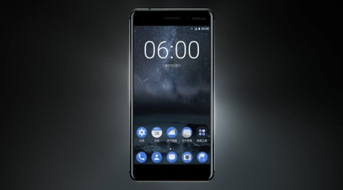 Nokia 8 Specifications, Release Date and Price
