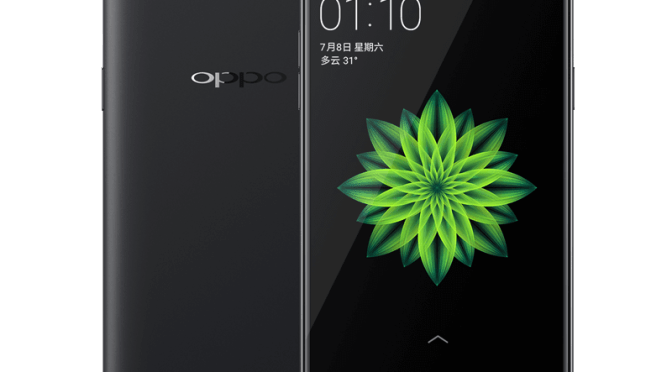 OPPO A77 With 4GB RAM, Snapdragon 625 Listed On Official Website