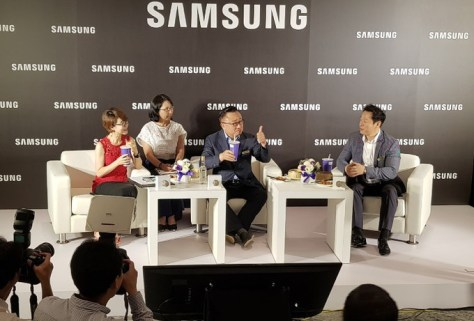 galaxy note 8 launch august goes sale september says ceo