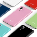 sharp fs8016s dual rear cameras back panel multiple colors leaked