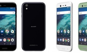 sharp x1 japanese android one smartphone