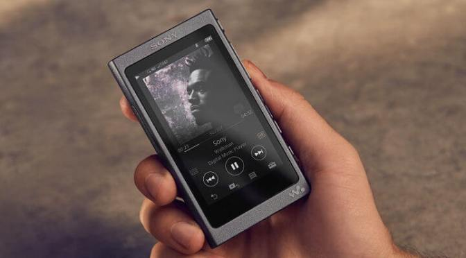 Sony's 3 New Walkman Coming Later This Year