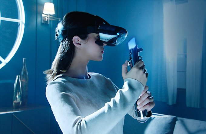play star wars lenovos star wars ar headset coming soon