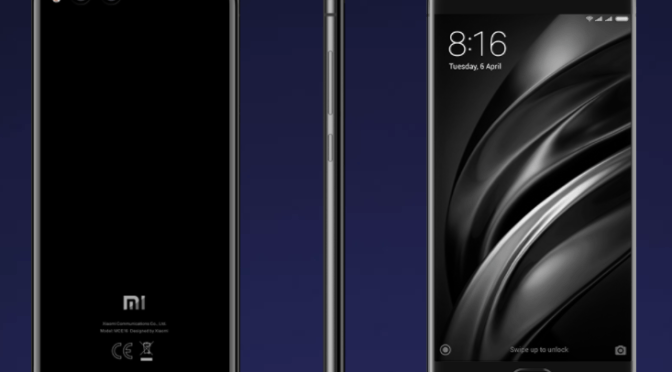 Xiaomi Launches Mi 6 and Mi Max 2 also Mi Band 2 Expected