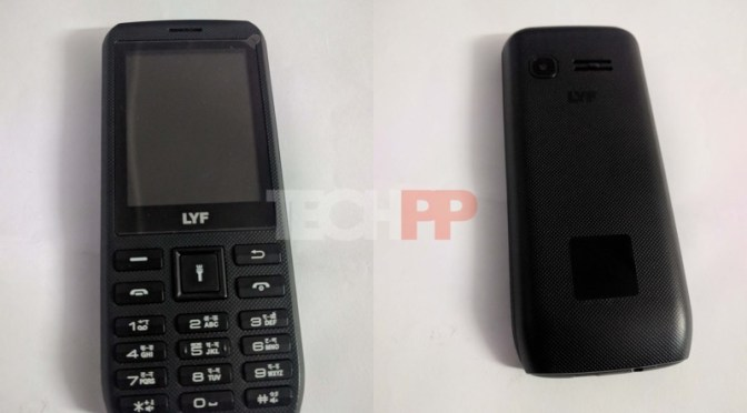 Jio's 4G VoLTE Feature Phone With Smartphone-Like Features Video Leaked