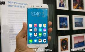 vivo x9s plus pictures leaked single rear camera
