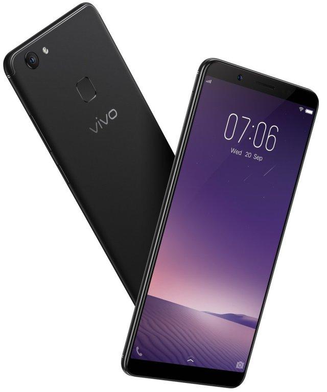 Vivo V7+ best smartphone in india under 20k