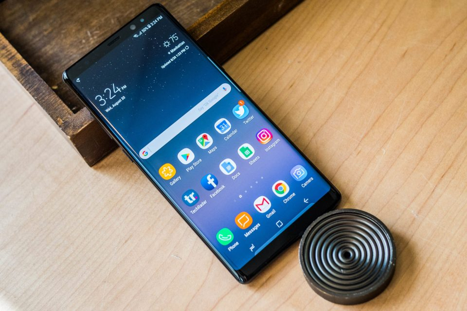 Samsung Galaxy Note 9 may launch August 8