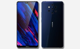 Nokia 9 Concept Render (2018)