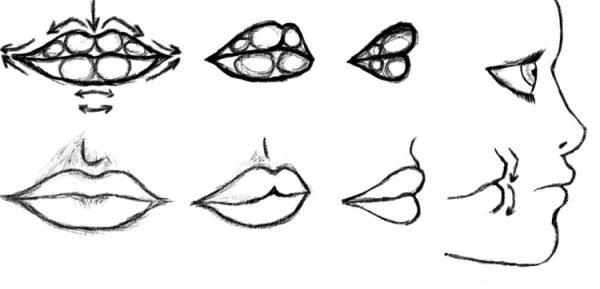 Как нарисовать человека поэтапно для начинающих - картинки