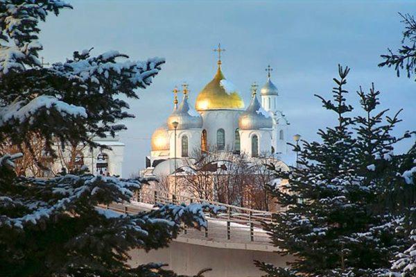 Достопримечательности Великого Новгорода ФОТО с
