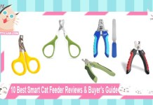 10 Best Cat Claw Clipper Reviews & Buyer's Guide