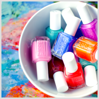 A Few of My Favorite Things: Essie Nail Polish