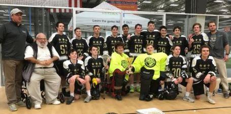 Eagle (Tri-State-NJ) claims the Grade 7/8 USBoxLA Northeast Regional title