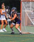 .@LongstrethLAX girls' recruit: Huntington (NY) 2020 goalie Santa-Maria commits to Michigan