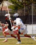 .@ConnectLAX boys' recruit: Winston Churchill (MD) 2019 DEF Butler commits to Christopher Newport