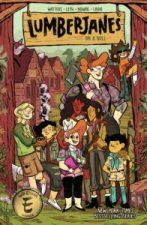 Lumberjanes, Vol 1: Beware the Kitten Holy byNoelle Stevenson; Grace Ellis