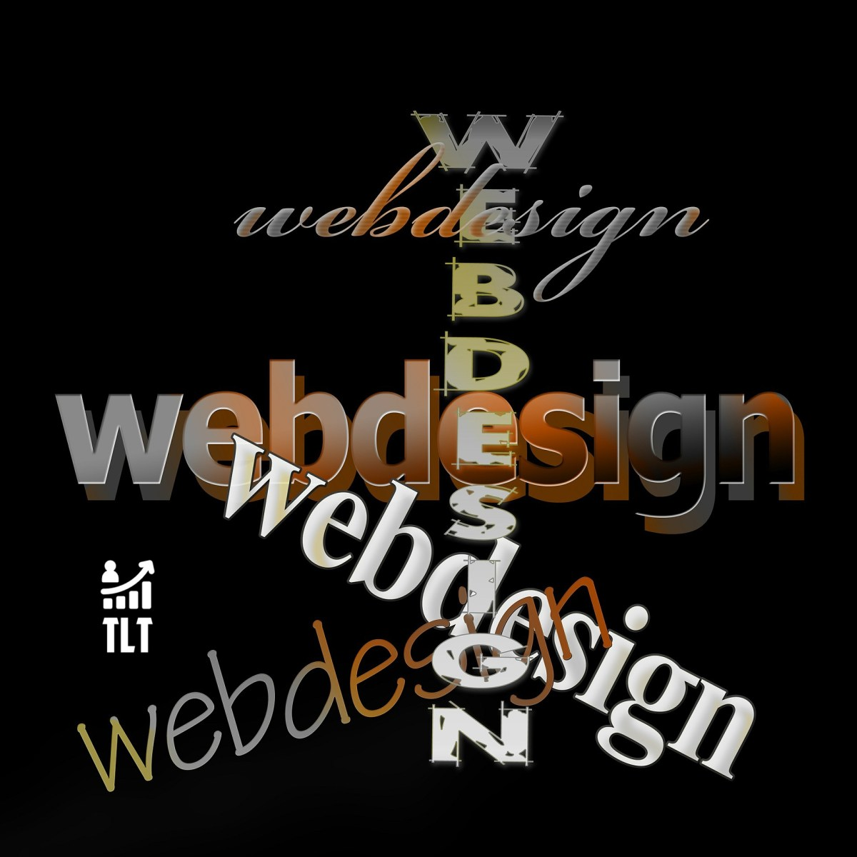 Top Level Traffic Bridgend Web Design Social Media and Digital Marketing Using Fonts Efficiently