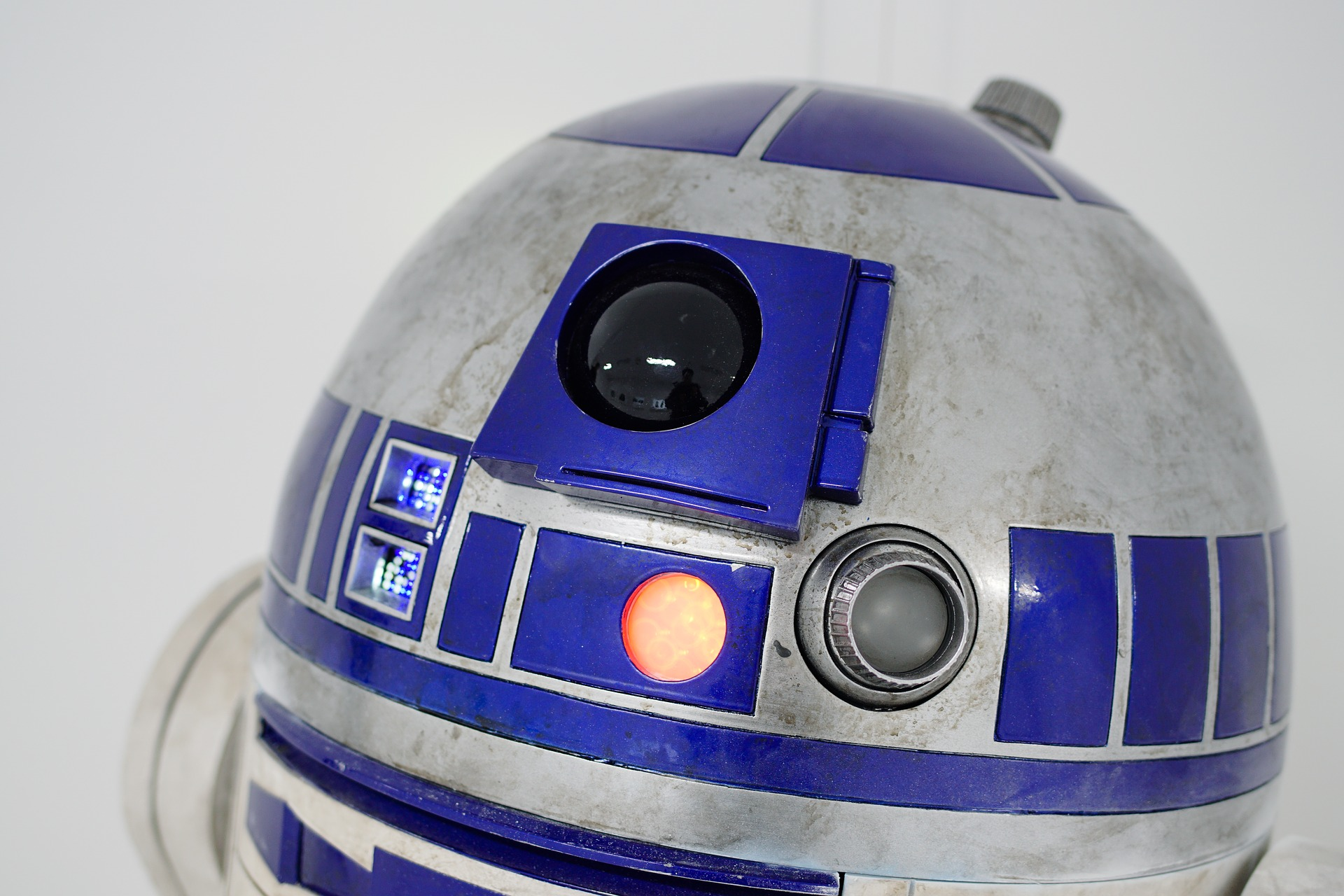 How star wars changed the film industry R2D2