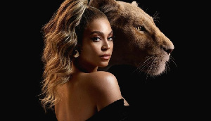 Beyonce features Shatta Wale on 'The Lion King: The Gift' album