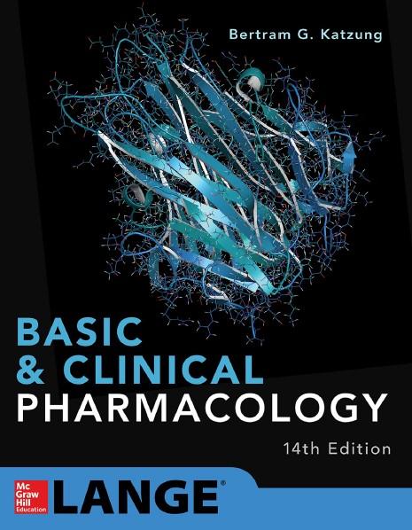Katzung Pharmacology pdf latest edition free download
