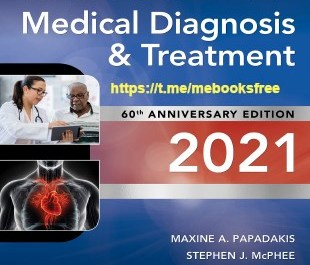 Current Medical Diagnosis and Treatment 2021 pdf