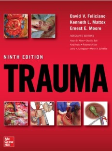 Trauma 9th edition pdf