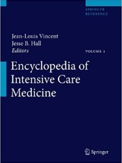 Encyclopedia of Intensive Care Medicine pdf