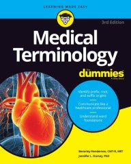 Medical terminology for dummies book pdf