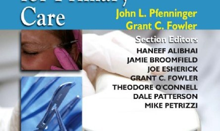 Pfenninger and Fowler's Procedures for Primary Care pdf