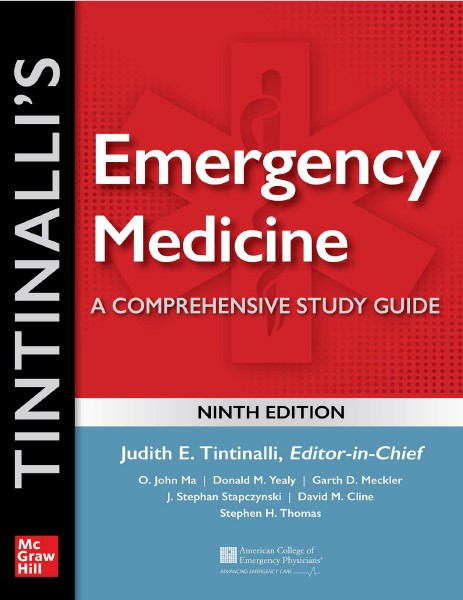Tintinalli's Emergency Medicine PDF free download