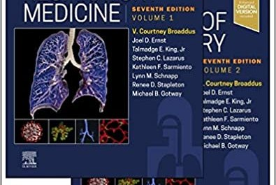 Murray Nadel's Textbook of Respiratory Medicine PDF