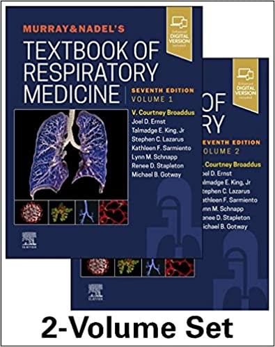 Murray Nadel's Textbook of Respiratory Medicine PDF