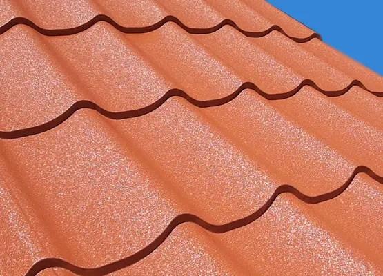 metal roof tiles installation service