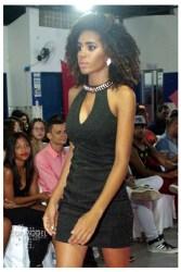 Karol Silva para Casa da Moda
