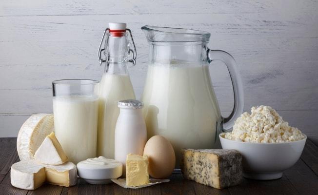 о молоке и молочной продукции