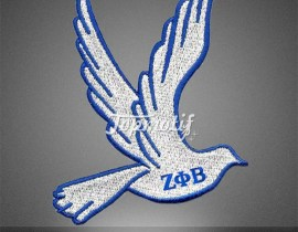 2019 New 1920 Zeta Phi Beta Embroidered Iron on Patch