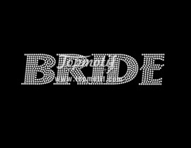 Bling Transfers Wholesale Bride Iron On Rhinestone Appliques